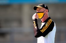 'It's just great to be out there' - you could tell Brian Cody missed it