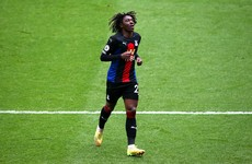 'He was very good, wasn't he?' Crystal Palace youngster lauded after starring role in win