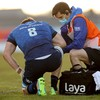 Jack Conan leaves field with head injury and will follow return to play protocol