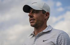 McIlroy two back of PGA leader Mitchell at Quail Hollow