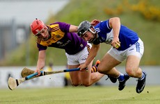 Youthful Wexford romp to 19-point win over Laois