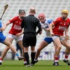 Cork strike five goals as they win high-scoring hurling league clash against Waterford