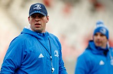 Leamy and Tucker to assist head coach Richie Murphy for Ireland's U20 Six Nations campaign