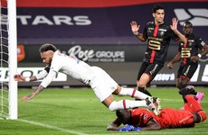 Lille close in on Ligue 1 title as PSG held to a draw by Rennes