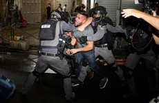 Israeli police face off with Palestinians as Jerusalem violence continues
