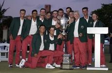 USA beat Britain & Ireland for third straight Walker Cup