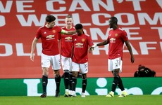 Solskjaer: 'Impossible' to field full-strength Man United side against Leicester