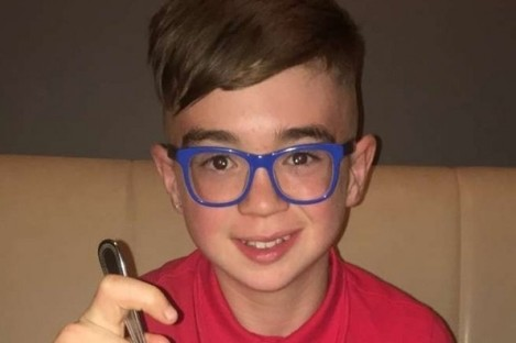 Brooklyn Colbert, 11, who was murdered by his uncle Patrick Dillon in November, 2019.
