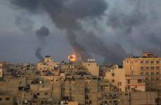 Netanyahu says Gaza air strikes to step up as death toll reaches 30
