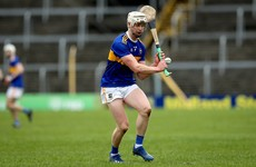 Injury setback for Tipperary hurlers as fractured arm sidelines young defender