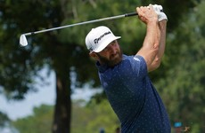 World number one Johnson a doubt for PGA Championship due to knee problem