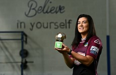 Galway striker and Mayo ladies football star recognised after stunning return to top-flight