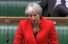 Theresa May warns that laws stopping soldiers being pursued over NI violence 'will cover terrorists as well'