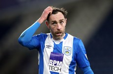 Ireland defender Richard Keogh awarded €2.67 million after Derby found to be in breach of contract