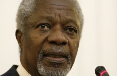Kofi Annan resigns as special envoy to Syria