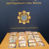 Three men arrested and over €188,000 in cash seized as gardaí raid four locations in Dublin