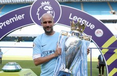 Guardiola says Man City's third title in four seasons was 'the hardest one'