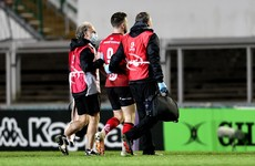 Cooney and Treadwell ruled out of Ulster's trip to RDS