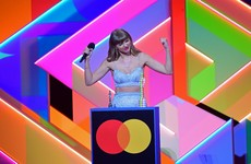 4,000 people, mostly essential workers, attended last night's Brit Awards