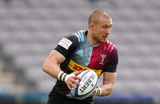 Mike Brown's Harlequins career over following six-week ban for head stamp