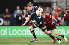 Ospreys sign Irishman Jack Regan from Super Rugby's Highlanders