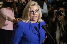 Republicans vote to oust Trump critic Liz Cheney from leadership role