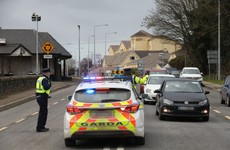 More drug-driving than drink-driving incidents over lockdown, say gardaí