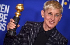 US talk show host Ellen DeGeneres announces she is ending her TV show