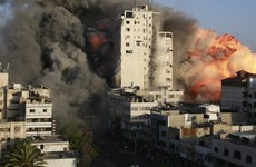 Hamas launches fresh rocket attacks in retaliation after Israel levels another Gaza tower