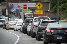 Panic buying frenzy on US east coast after cyber attack shuts down fuel pipeline