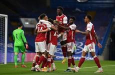 Jorginho howler sees Arsenal stun Chelsea
