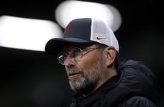 Jurgen Klopp puts no blame on Ole Gunnar Solskjaer over weakened side