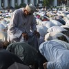 Covid pandemic impacts Eid celebrations around the world for a second year