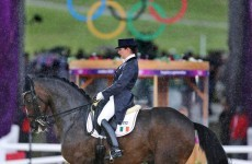 Anna Merveldt opens Olympic dressage campaign