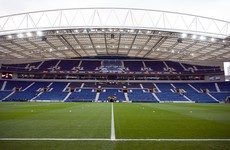 Porto confirmed as venue for Champions League final between Manchester City and Chelsea