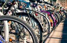 Almost 7,000 bicycles have been stolen across Ireland in the last 16 months