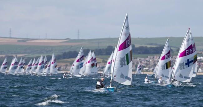 Olympic Breakfast: Sail on, Sailors