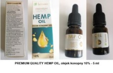 All batches of hemp oil product being recalled due to unsafe THC levels