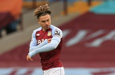 Jack Grealish makes first appearance since February as Aston Villa held by Everton