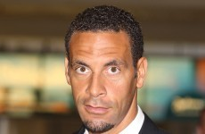 Ferdinand denies FA charge after 'choc-ice' comment on Twitter