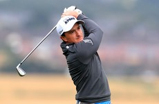 Three-way tie for British Masters lead, while Ireland's Dunne 4 shots behind