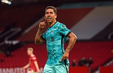 Liverpool beat Man United to keep Champions League qualification hopes alive