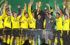 Haaland, Sancho score two each as Dortmund triumph in German Cup final
