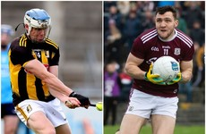 Reid left out of Kilkenny squad as Joyce names first Galway side of 2021