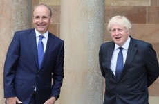 Boris Johnson and Micheál Martin discuss Ballymurphy massacre and post-Brexit trade at Chequers meeting