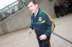 Seamus McEnaney steps down as Meath coach
