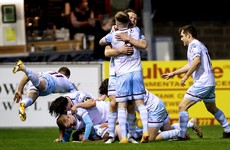 Newly-promoted Drogheda record big win over early season pace-setters St Pat's