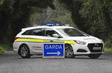 Two men injured after car veers off road in serious Wexford crash