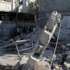 Family of 10 killed after Israeli airstrike hits refugee camp, medics say