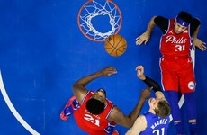 Philadelphia 76ers take top seed in East with victory over Orlando Magic
